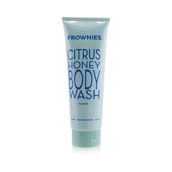 Citrus Honey Body Wash  240ml/8oz