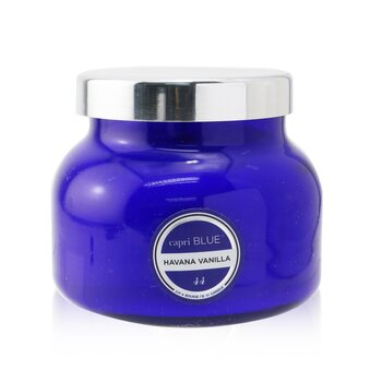 Blue Jar Candle - Havana Vanilla  226g/8oz
