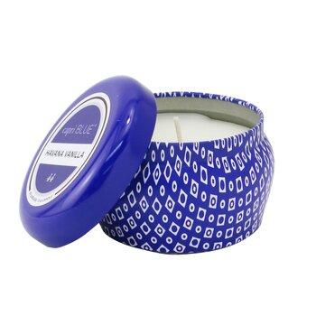 Blue Mini Tin Candle - Havana Vanilla  85g/3oz