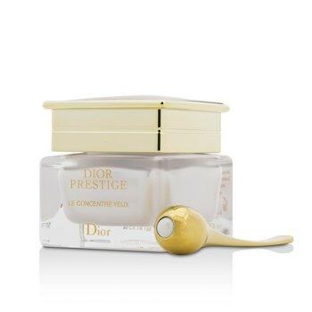 Dior Prestige Le Concentre Yeux Exceptional Regenerating Eye Care (Box Slightly Damaged)  15ml/0.5oz