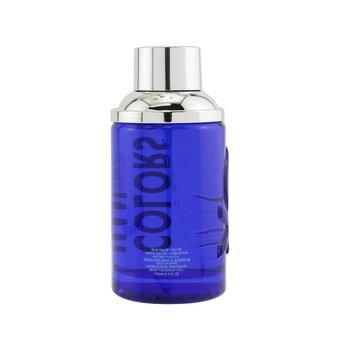 Colors Blue Eau De Toilette Spray  100ml/3.4oz