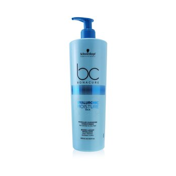 BC Bonacure Hyaluronic Moisture Kick Micellar Cleansing Conditioner (For Normal to Dry Hair)  500ml/16.9oz