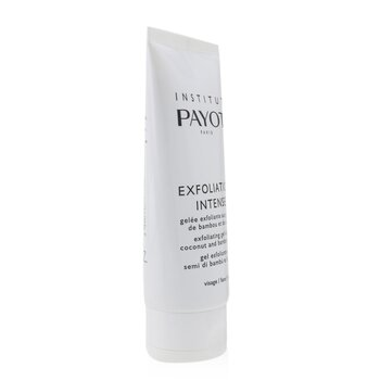Exfoliation Intense Exfoliating Gel With Coconut & Bamboo Seeds (Salon Product)  100ml/3.3oz