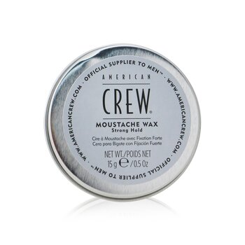Moustache Wax - Strong Hold  15g/0.5oz