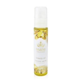 Organics Coconut Vanilla Beauty Oil  75ml/2.5oz