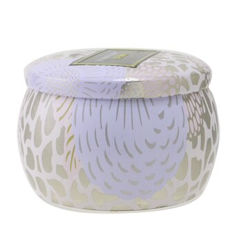 Mini Tin Candle - Santal Vanille  113g/4oz