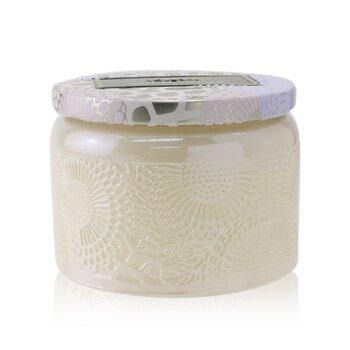 Petite Jar Candle - Santal Vanille  90g/3.2oz