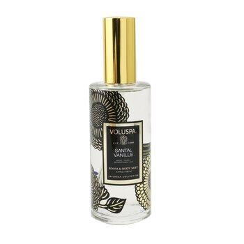 Room & Body Spray - Santal Vanille  100ml/3.4oz