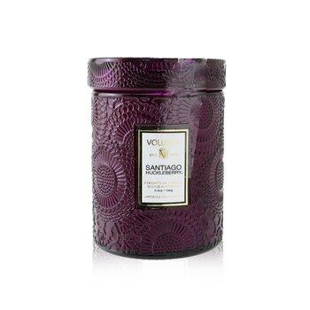 Small Jar Candle - Santiago Huckleberry 156g/5.5oz