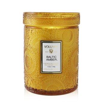 Small Jar Candle - Baltic Amber 156g/5.5oz