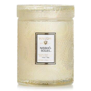 Small Jar Candle - Nissho Soleil 156g/5.5oz