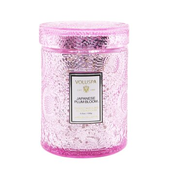 Small Jar Candle - Japanese Plum Bloom 156g/5.5oz