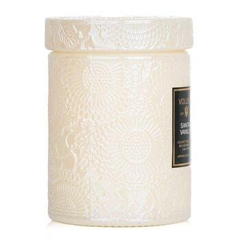 Small Jar Candle - Santal Vanille  156g/5.5oz