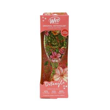 Original Detangler Liquid Glitter - # Flickering Florals  1pc