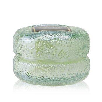 Macaron Candle - White Cypress  51g/1.8oz