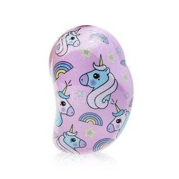 The Original Mini Detangling Hair Brush מברשת - # Unicorn Magic 1pc