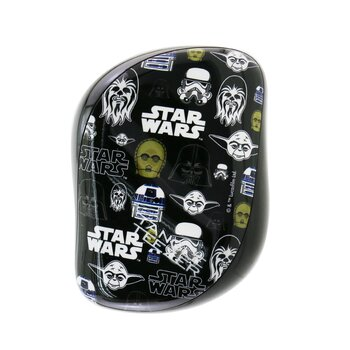 Compact Styler On-The-Go Detangling Hair Brush מברשת - # Star Wars Multi Character  1pc