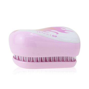 Compact Styler On-The-Go Detangling Hair Brush - # Skinny Dip Flames  1pc