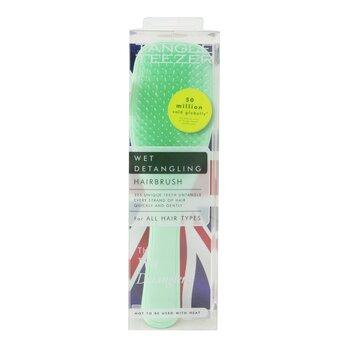 The Wet Detangling Hair Brush - # Neon Mint  1pc
