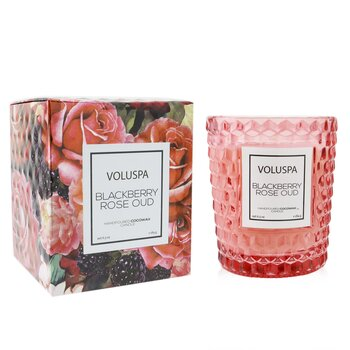 Classic Candle - Blackberry Rose Oud 184g/6.5oz
