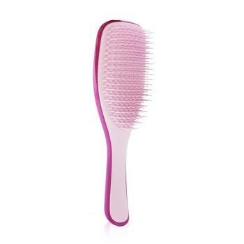 The Wet Detangling Hair Brush - # Raspberry Rouge  1pc