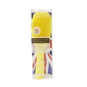 The Wet Detangling Fine & Fragile Hair Brush - # Yellow  1pc