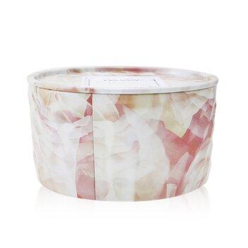 2 Wick Tin Candle - Bergamot Rose  170g/6oz