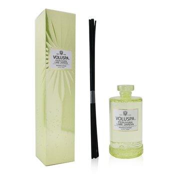 Reed Diffuser - Peruvian Lime Jardin 192ml/6.5oz