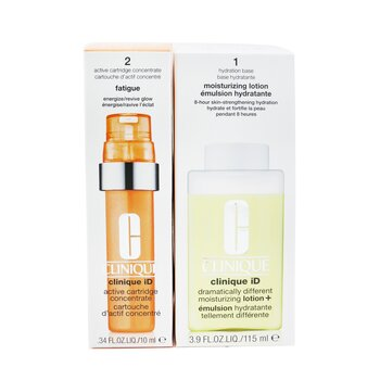 Clinique iD Dramatically Different Moisturizing Lotion+ + Active Cartridge Concentrate For Fatigue  125ml/4.2oz