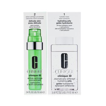 Clinique iD Dramatically Different Hydrating Jelly + Active Cartridge Concentrate For Delicate Skin  125ml/4.2oz
