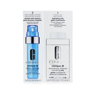 Clinique iD Dramatically Different Hydrating Jelly + Active Cartridge Concentrate For Uneven Skin Texture  125ml/4.2oz