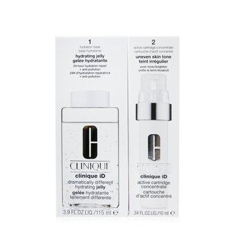 Clinique iD Dramatically Different Hydrating Jelly + Active Cartridge Concentrate For Uneven Skin Tone  125ml/4.2oz