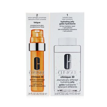 Clinique iD Dramatically Different Hydrating Jelly + Active Cartridge Concentrate For Fatigue  125ml/4.2oz