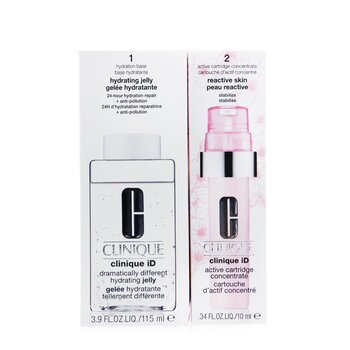 Clinique iD Dramatically Different Hydrating Jelly + Active Cartridge Concentrate For Reactive Skin  125ml/4.2oz