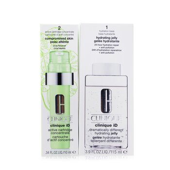 Clinique iD Dramatically Different Hydrating Jelly + Active Cartridge Concentrate For Compromised Skin  125ml/4.2oz