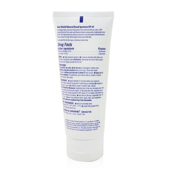 Sun Shield Mineral Broad Spectrum SPF 50 Sunscreen Lotion  85g/3oz
