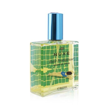 Huile Prodigieuse Dry Oil - Penninghen Limited Edition (Blue)  100ml/3.3oz
