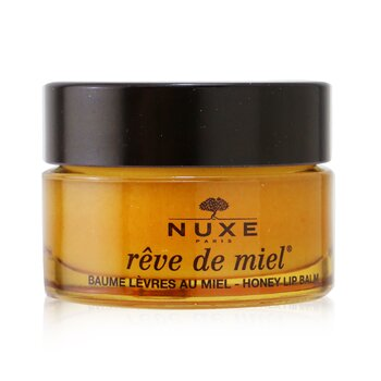 Reve De Miel Ultra-Nourishing & Repairing Honey Lip Balm - #We Love Bees (Limited Edition)  15g/0.52oz