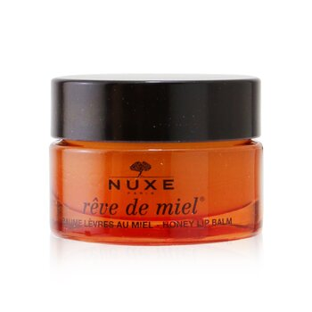Reve De Miel Ultra-Nourishing & Repairing Honey Lip Balm - #Bee Happy (Limited Edition)  15g/0.52oz