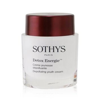 Detox Energie Depolluting Youth Cream  50ml/1.69oz