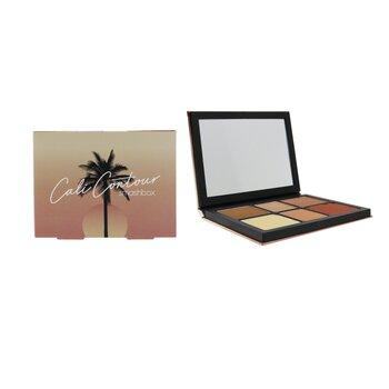 The Cali Contour Shape/ Bronze/ Glow Palette  24g/0.84oz