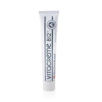Vitacreme B12 Neo Vita Blanc (Complejo Aclarante Avanzado & Crema de Belleza de Vitamina B12)  50ml/1.76oz