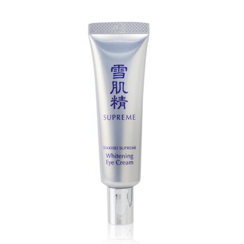 Sekkisei Supreme Whitening Eye Cream  20ml/0.7oz