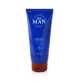 Man In Fine Form Natural Hold Gel (Natural Hold/ High Shine)  177ml/6oz