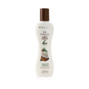 Silk Therapy with Coconut Oil Moisturizing Conditioner  167ml/5.64oz