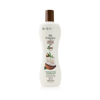 Silk Therapy with Coconut Oil Moisturizing Conditioner  355ml/12oz