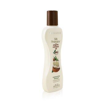 Silk Therapy with Coconut Oil Moisturizing Shampoo  167ml/5.64oz