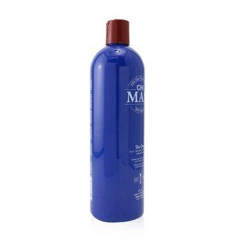 Man The One 3-in-1 Shampoo, Conditioner & Body Wash  739ml/25oz