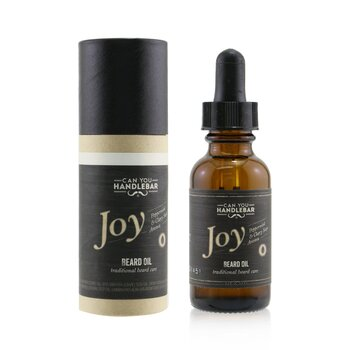 Beard Oil - Joy (Peppermint & Clary Sage Aroma)  30ml/1oz