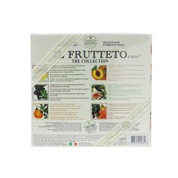 Il Frutteto Soap Gift Set (#Peach & Lemon, #Citron & Bergamot, #Fig & Almond Milk, #Red Grapes & Blueberry, #Pomegranate & Blackcurrant, #Olive Oil & Tangerine  6x150g/5.3oz